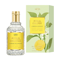 MAURER & WIRTZ 4711 Acqua Colonia Lemon & Ginger Limited Edition