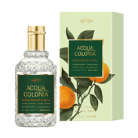 MAURER & WIRTZ 4711 Acqua Colonia  Blood Orange & Basil Limited Edition