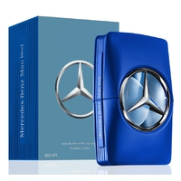 MERCEDES-BENZ Man Blue