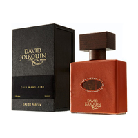 DAVID JOURQUIN Cuir Mandarine