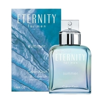 CALVIN KLEIN Eternity Summer 2013