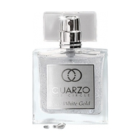 CUARZO THE CIRCLE Just White Gold