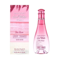 DAVIDOFF Cool Water Sea Rose Exotic Summer